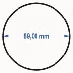 Priemer 5,9 cm